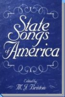 State Songs of America book