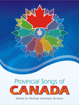 Provincial Songs of Canada Front Cover