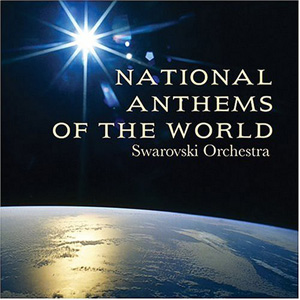 National Anthems of the World CD cover