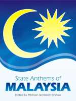 State Anthems of Malaysia - Book